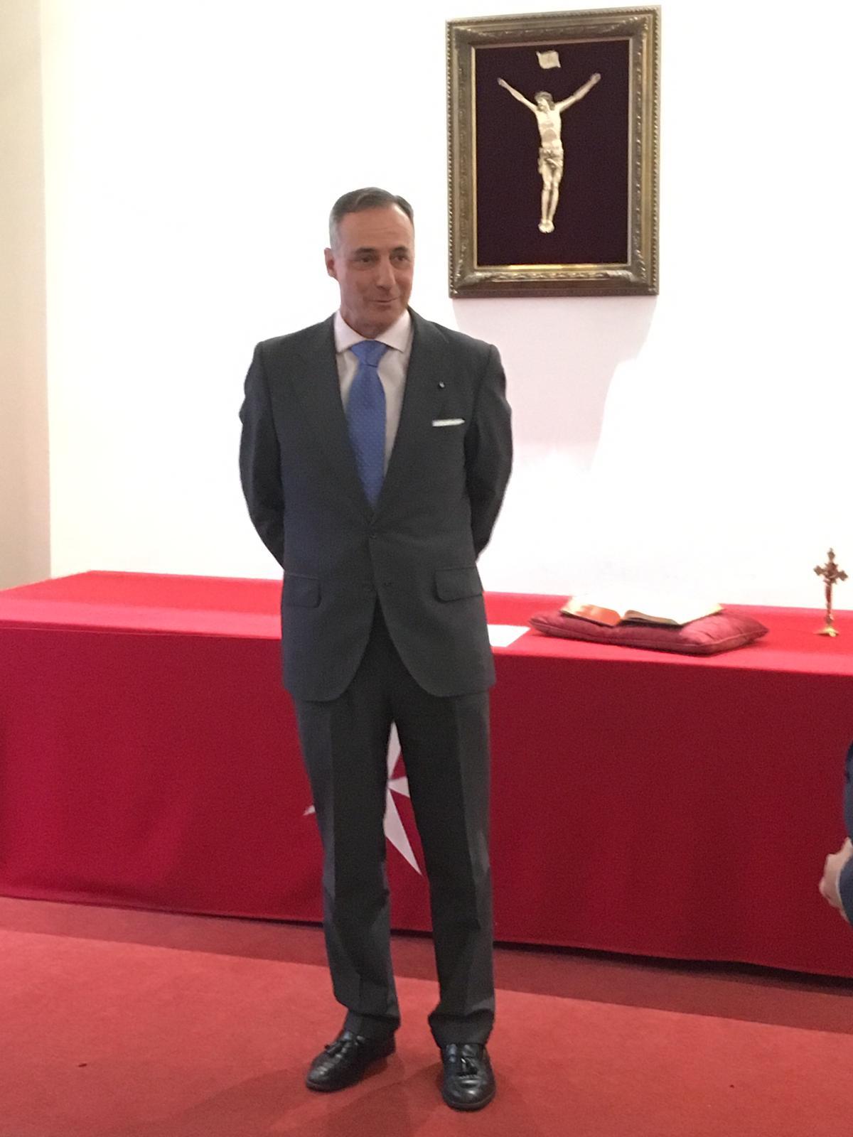 Ramon Alvarez de Toledo Preidente