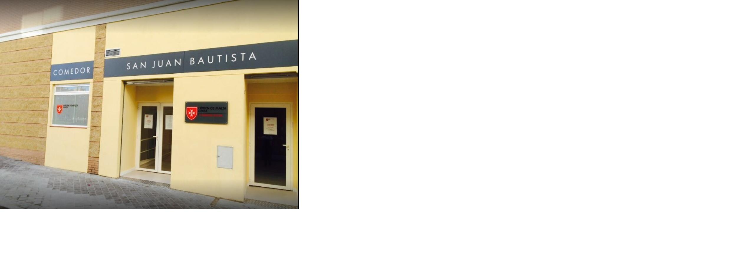 Comedor San Juan Bautista | Orden de Malta