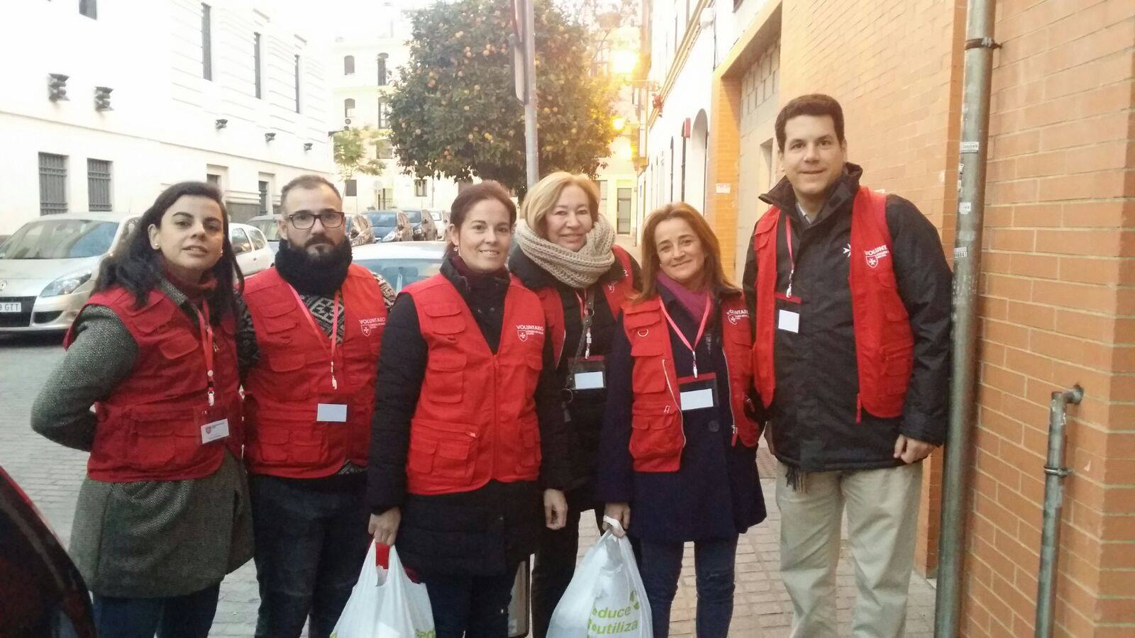 """Comienzan los """"Desayunos Solidarios"""" en Andalucia   Orden de Malta"""